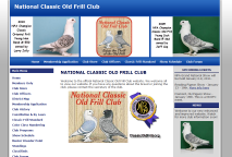 Classic Old Frill Club